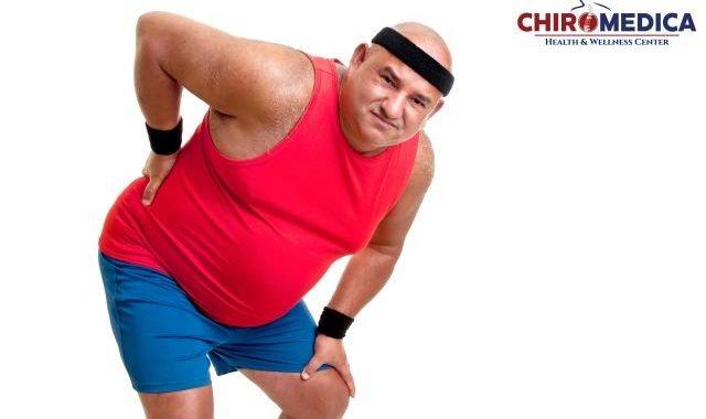 durerile corporale și pierderea în greutate