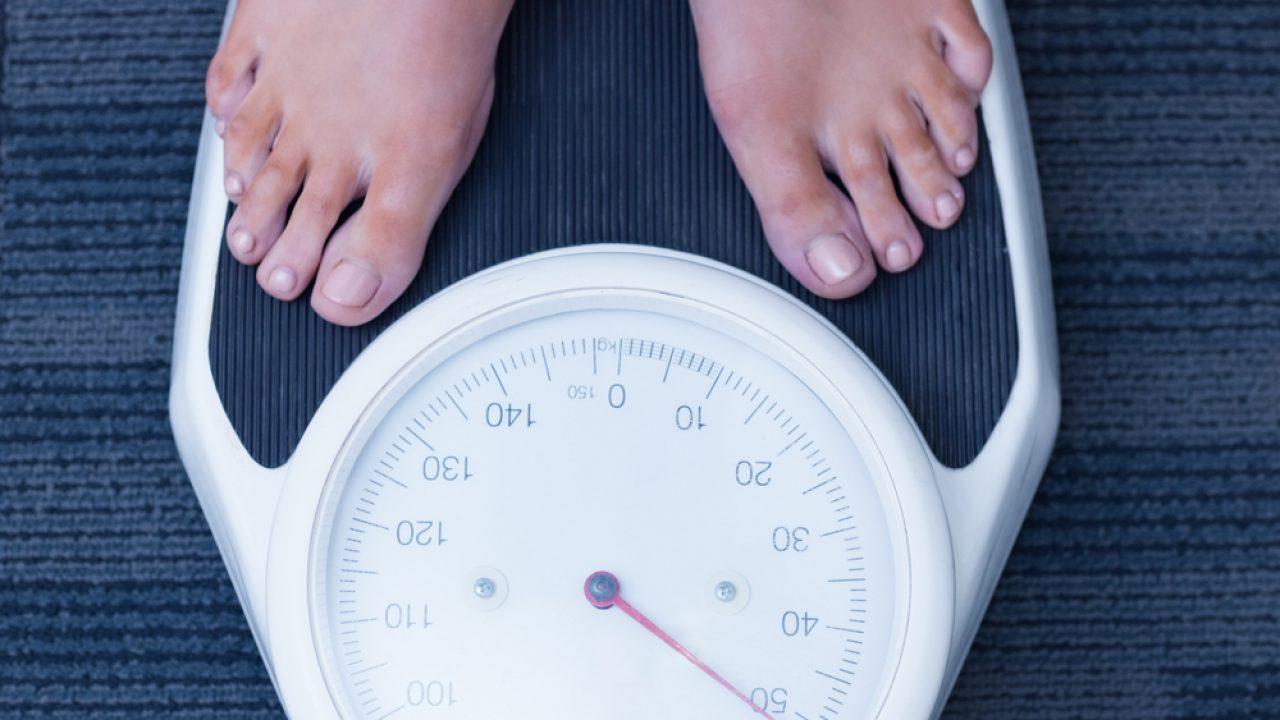Pierderea în greutate este egală cu centimetri