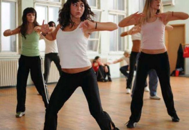 slabeste prin dans greutatea pierde jillian