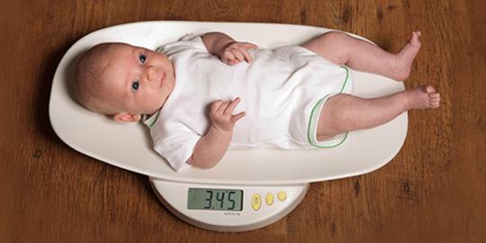 15 nou născuți de pierdere în greutate