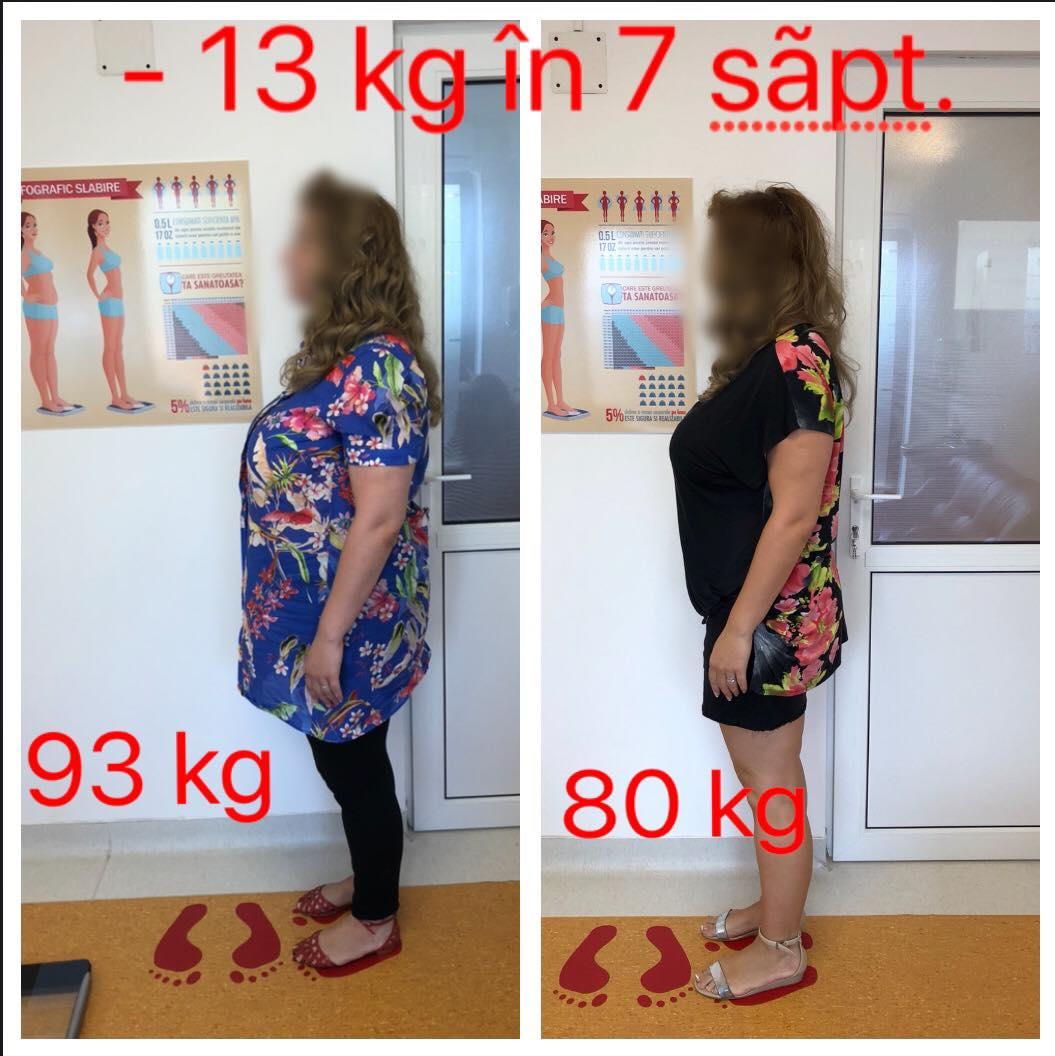 pierdere în greutate 80 kg la 60 kg