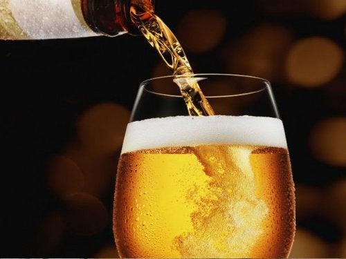 opriți băutura berea pierde în greutate