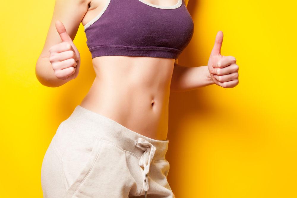 Cum să arzi grăsimea burticii fără exerciții fizice sau dietă