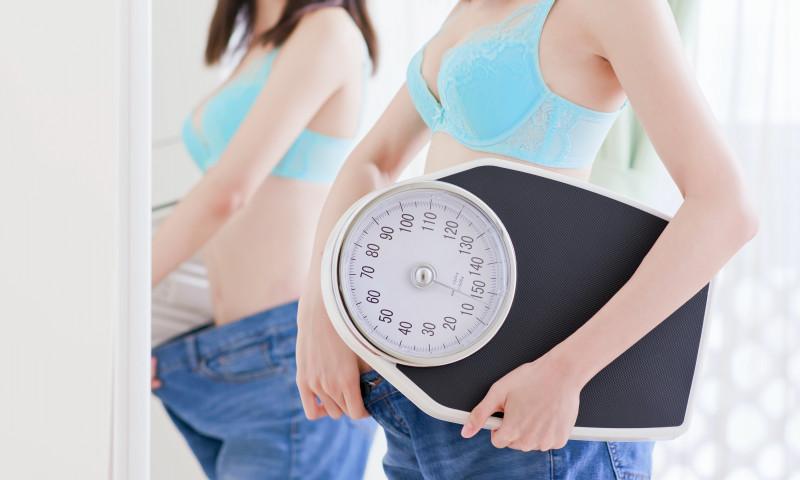 tânăr pierdere în greutate