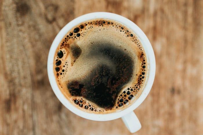 este o cafea neagră utilă în pierderea în greutate