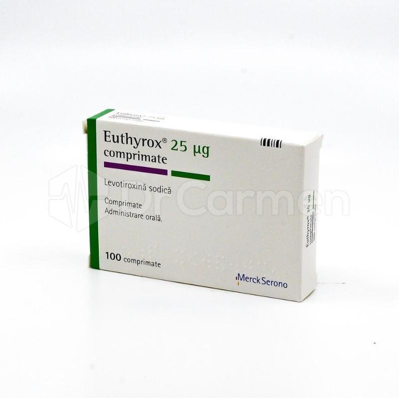 slabire cu Euthyrox? | Forumul Medical ROmedic
