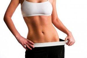 unde pierde mai întâi corpul în greutate