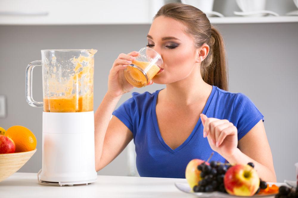 Acasă pierdere în greutate băutură