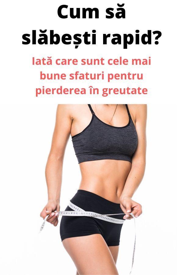 Pierderea în greutate nu și nu
