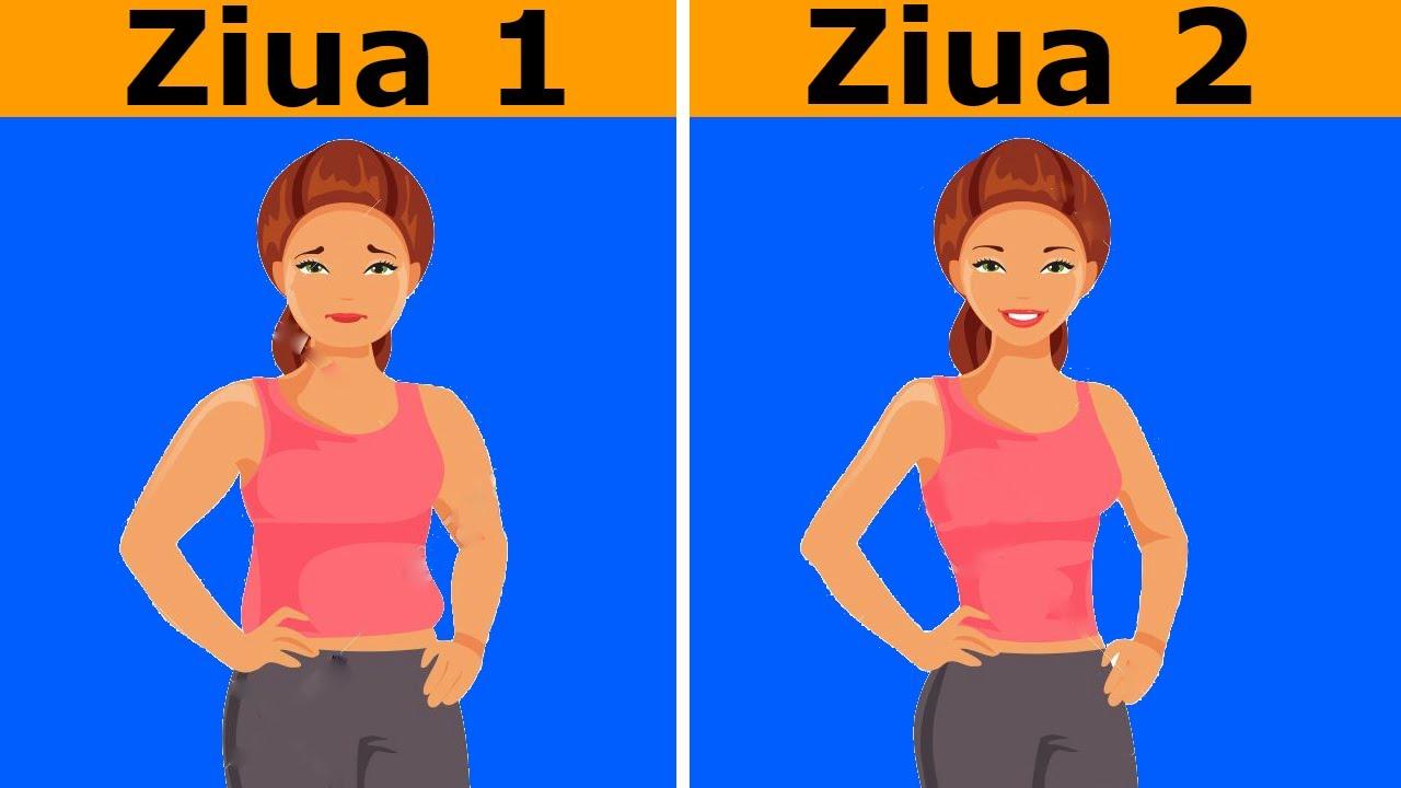 cum sa slabesti un kg pe zi)