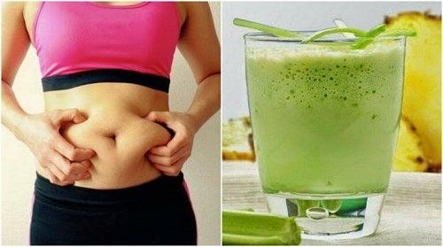 Pierdere în greutate băuturi diy
