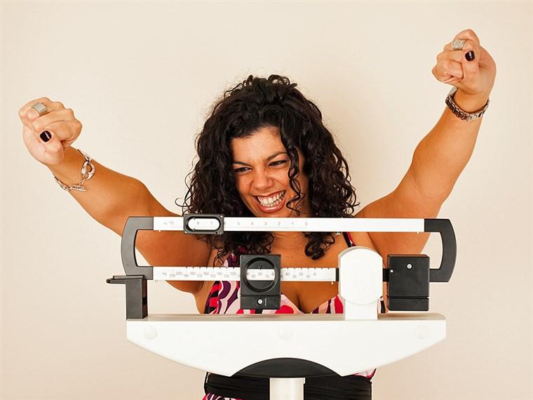 Pierderea în greutate răspândirea vârstei medii