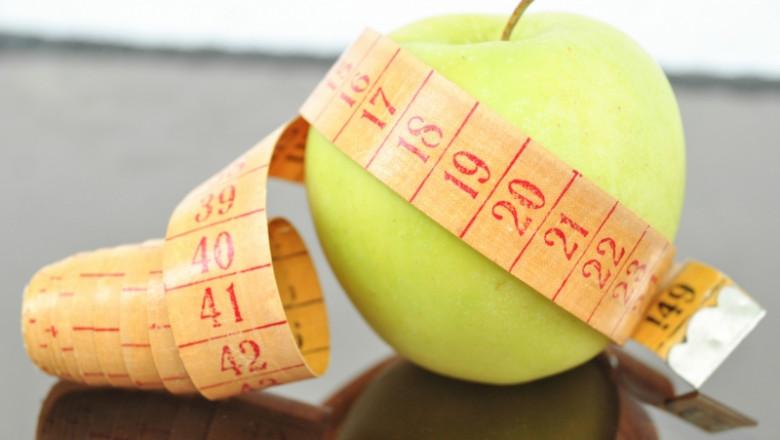 Scădere rapidă în greutate timp de 1 săptămână