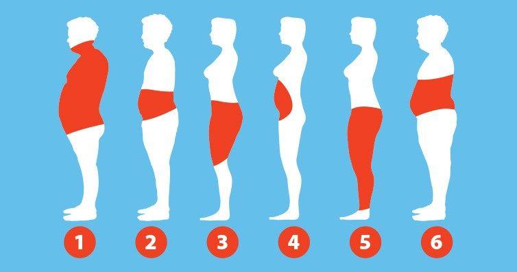 tipuri de corp care ard ard grăsime scădere în greutate wlia