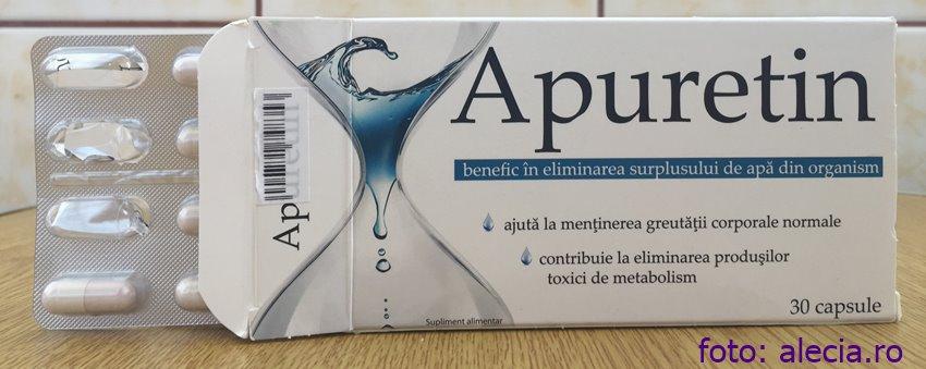 medicamente pentru eliminarea apei din organism