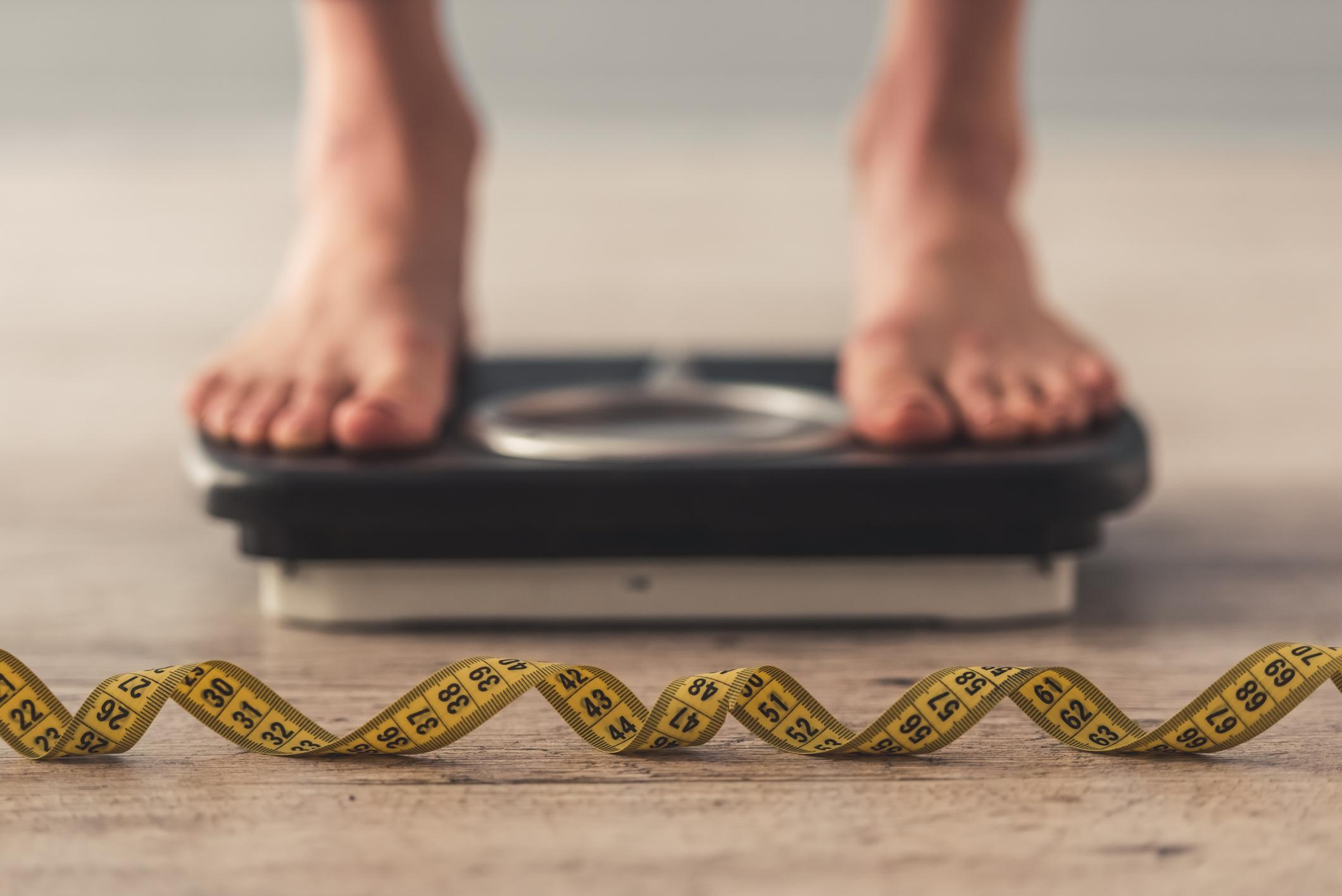 soț nesigur în ceea ce privește pierderea în greutate a femeilor