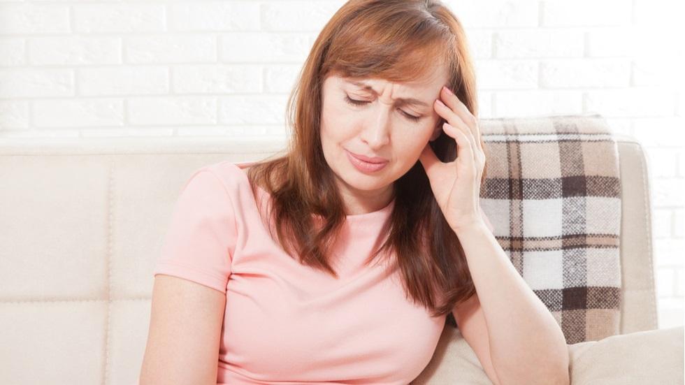 pierderea în greutate menopauză simptom