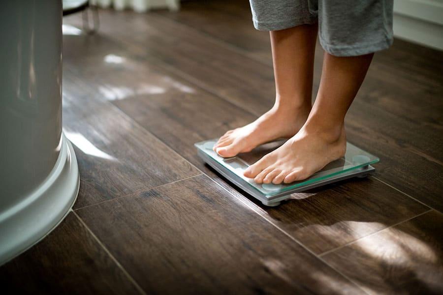 pierderea în greutate a blocului mental