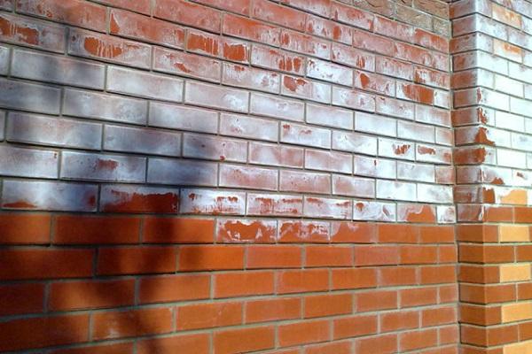 scoateți pata de grăsime din beton)