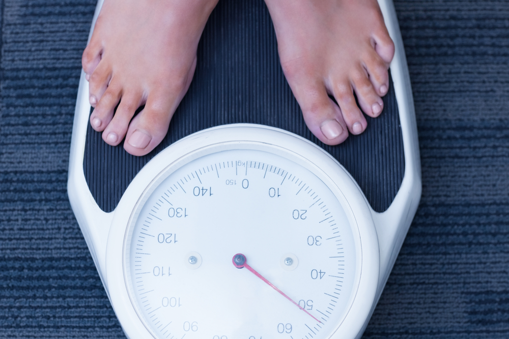 scădere treptată în greutate, fără a încerca