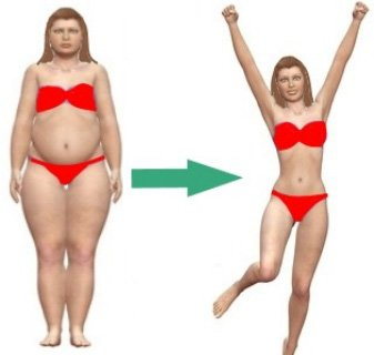 cura de slabire 15 kg in 2 saptamani
