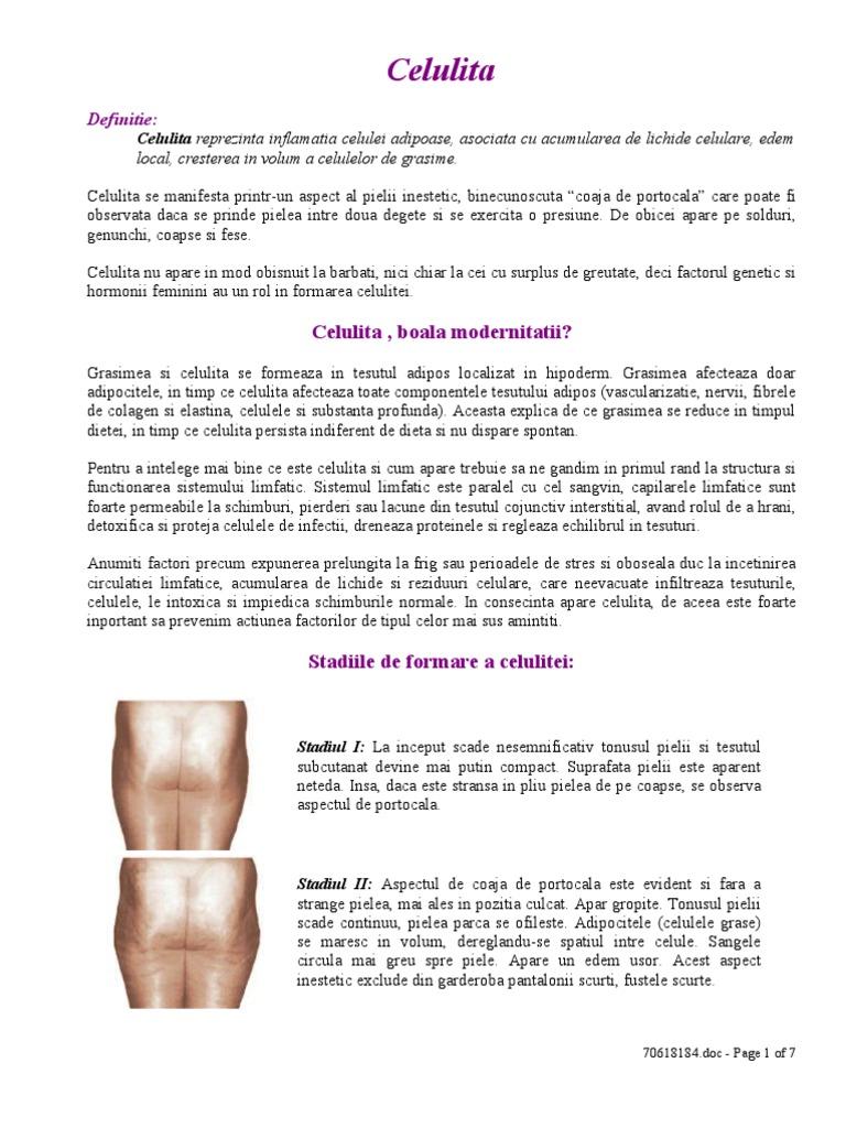 stadiile de pierdere de grăsime sănătate subțire a corpului