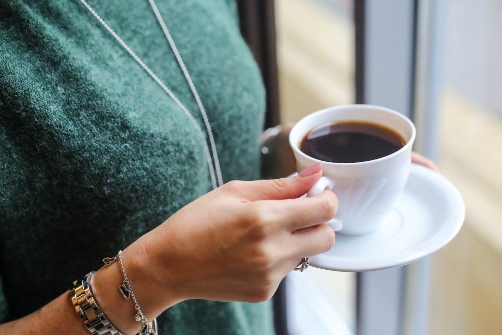 studiu despre pierderea în greutate a cofeinei lumea femeilor pierde în greutate